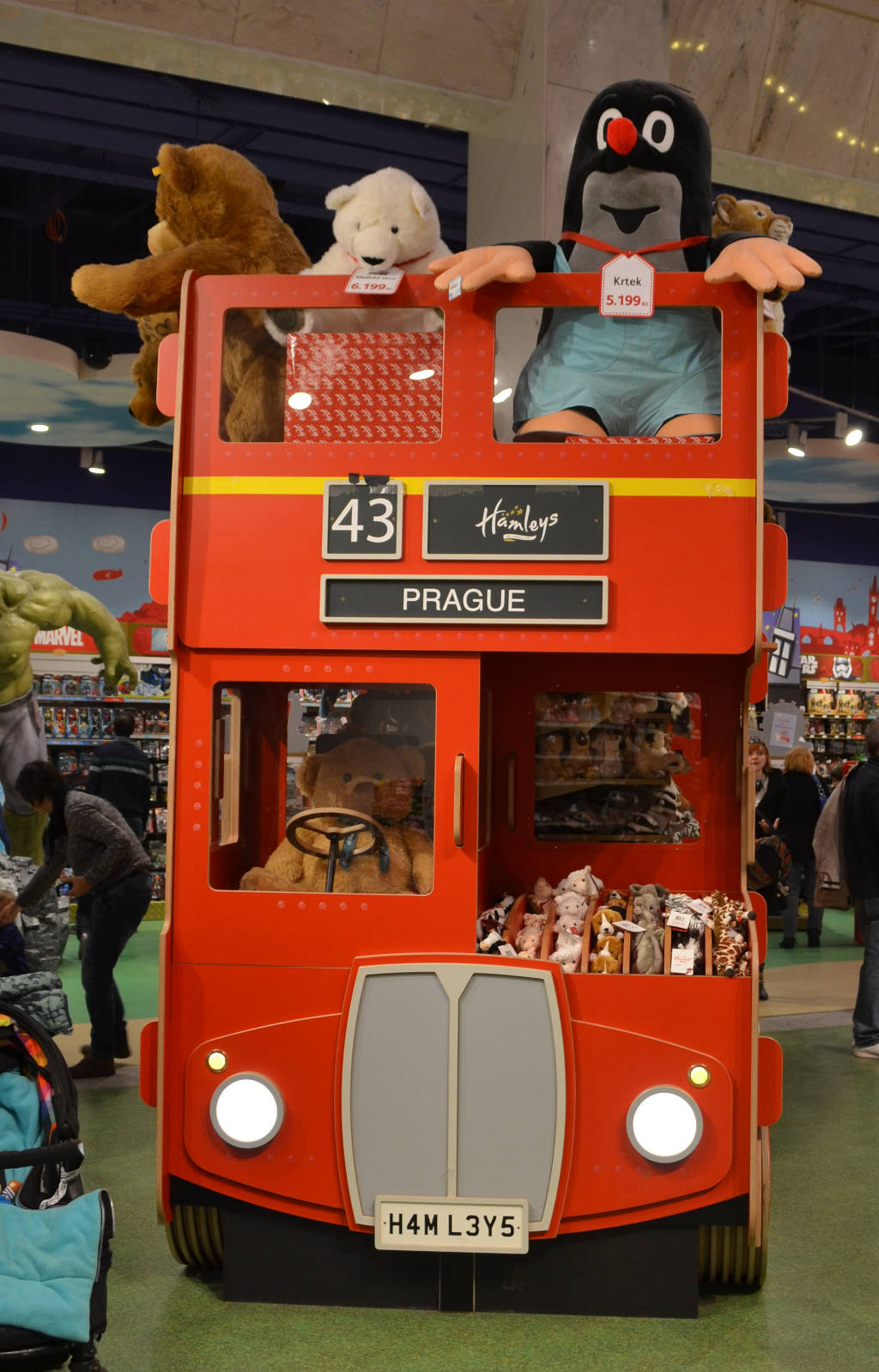 Hamleys - Bus