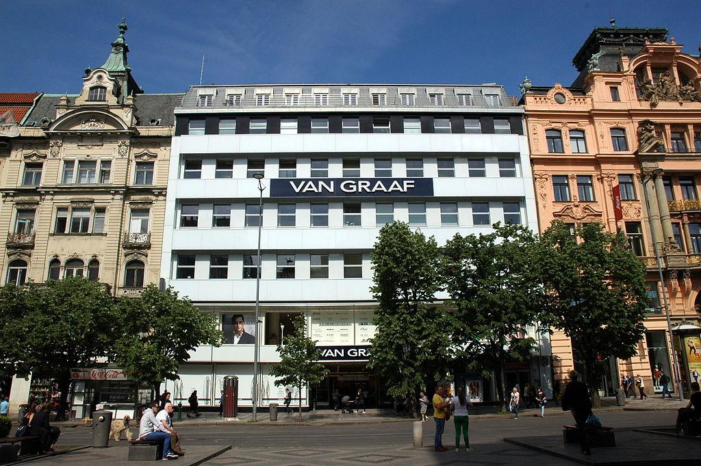 Van Graaf-Store