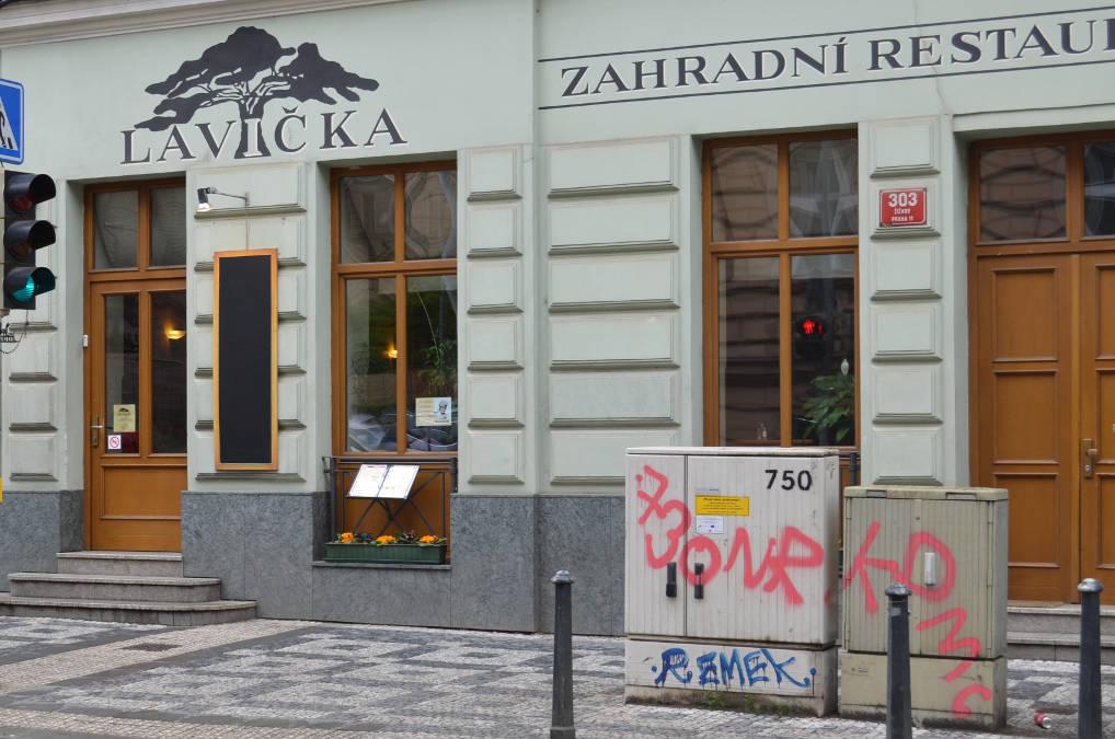 Restaurant Lavicka