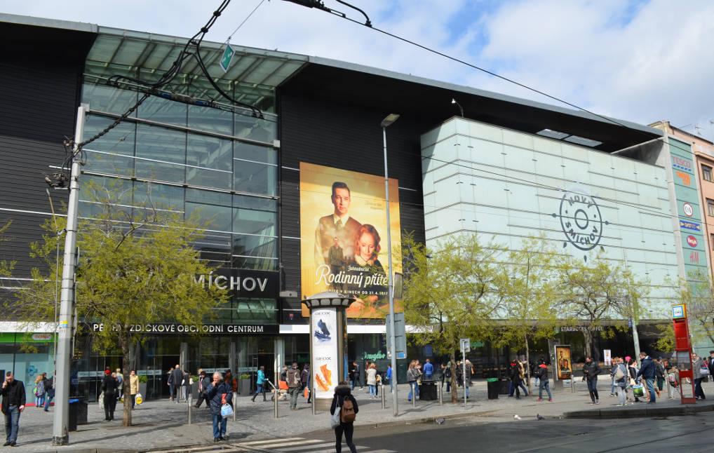 Einkaufszentrum Novy Smichov