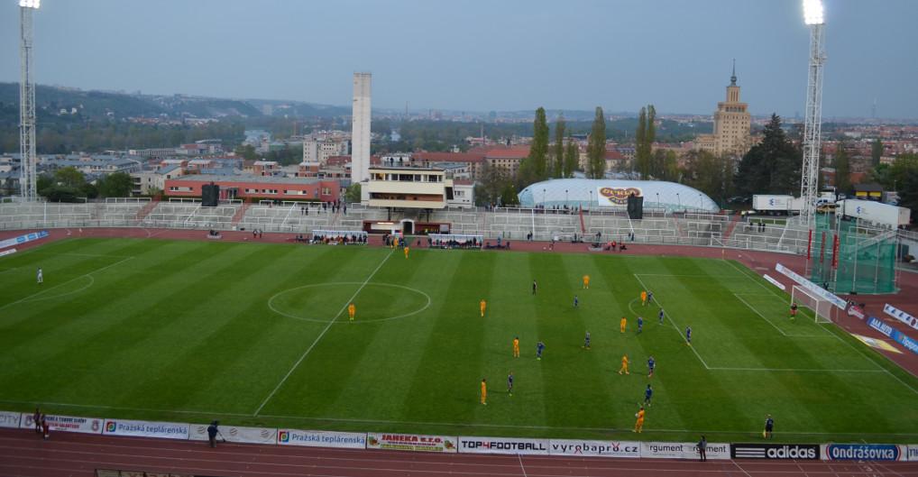FK Dukla Prag Stadion