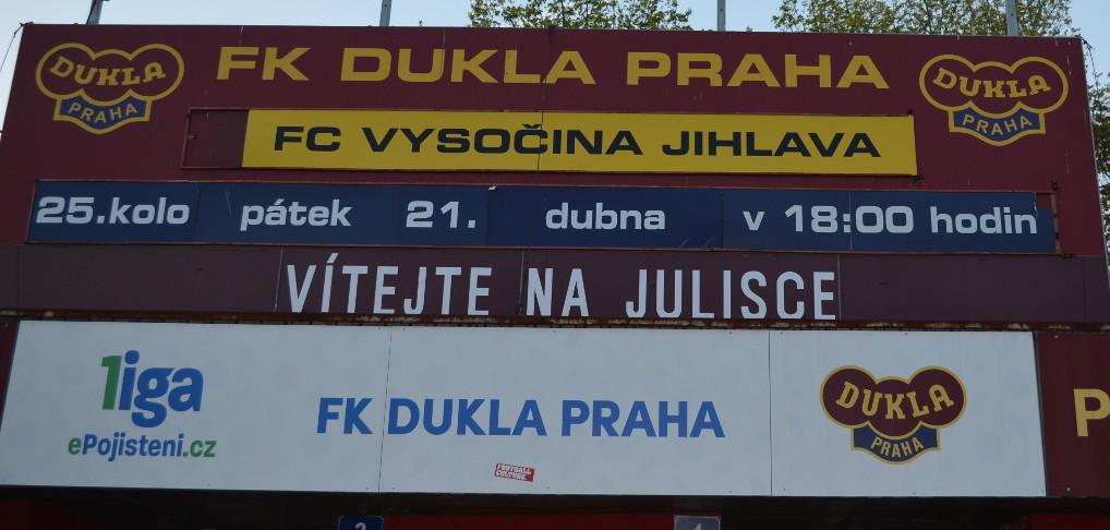 FK Dukla Prag 21.4.2017